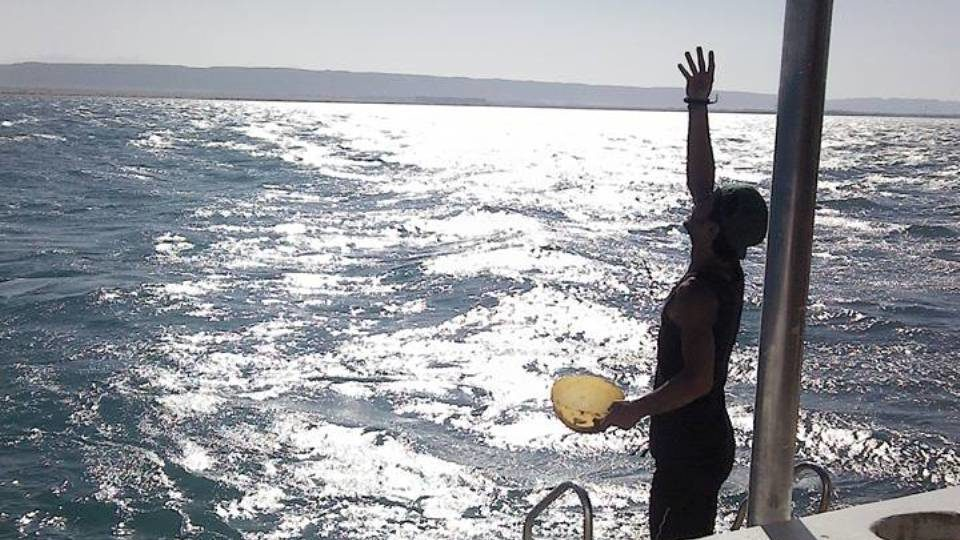 Морские прогулки в Хургаде