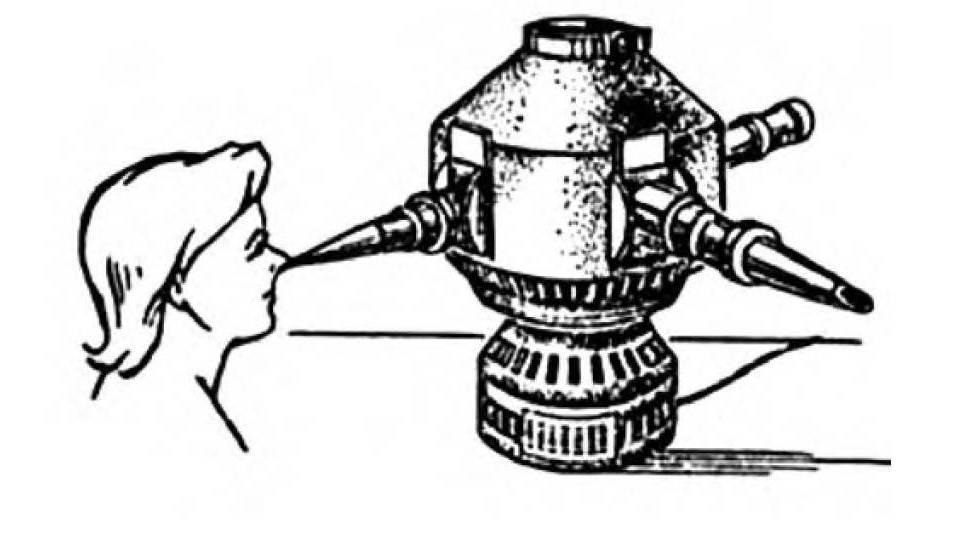 Физиопроцедуры при рините