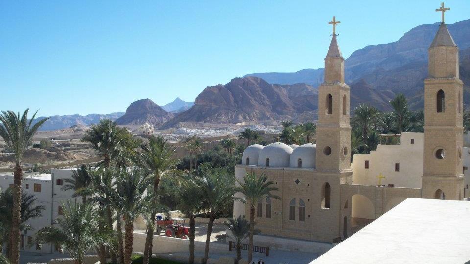 Монастырь Святого Антония и Павла, Египет