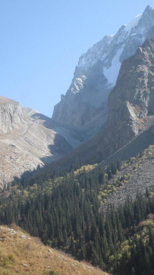 Ущелье Ала-Арча в середине сентября