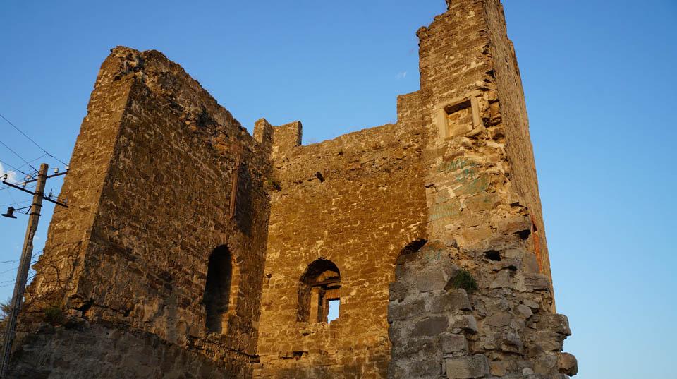Генуэзская крепость, г. Феодосия