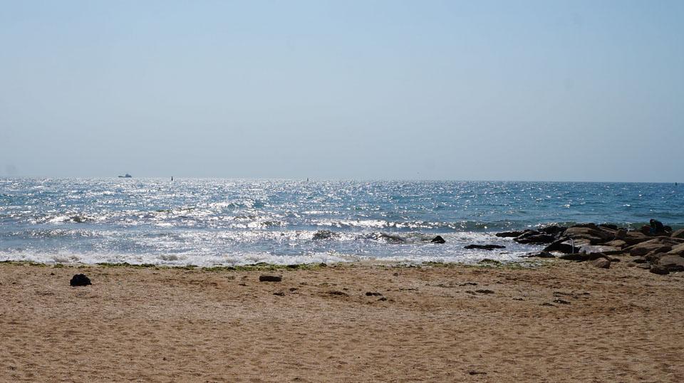 пляж {amp}quot;Santa Cruz{amp}quot; Феодосия