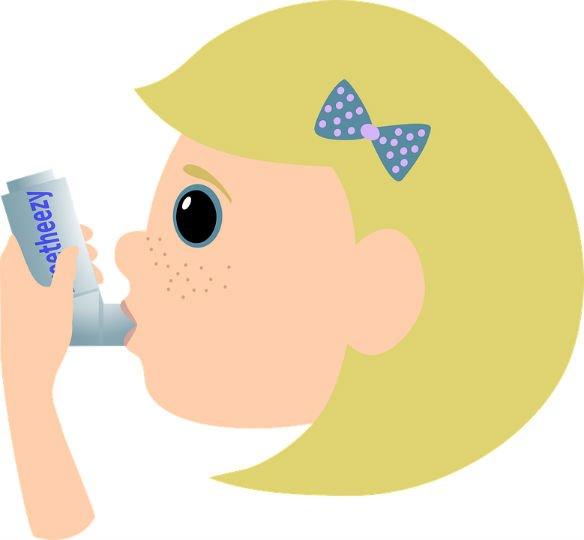 Бронхиальная астма, приступ аллергической астмы